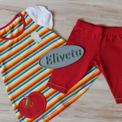 Children's clothes (pants and T-shirt)