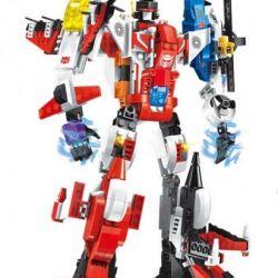 Конструктор Лего LEGO Робот - Трансформер 6 в 1