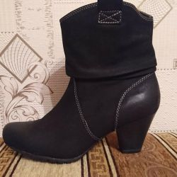 Ankle boots, boots, boots Venturini (Italy)