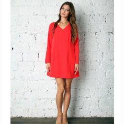 Яркое, стильное платье (подойдeт беременной)