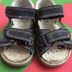 Çocuk sandalet 22