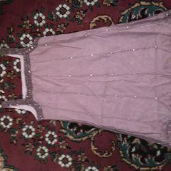 The dress. Celebration