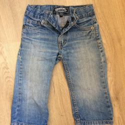 Jeans trei piese diferite pentru 2-3 ani