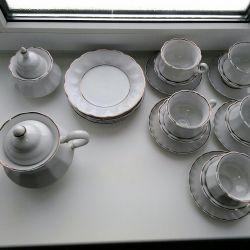 Tea-set