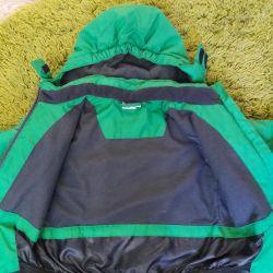 Курточка весна-осень 92-98