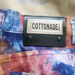French cottonade jeans p44-46