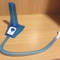 Спирометр (тренажeр для легких)