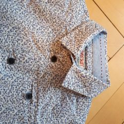 Рубашка для малыша новая