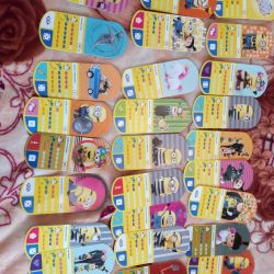 Despicable me cards 3