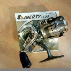 Yeni bobin Daiwa Liberty 1500