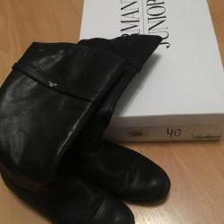 Μπότες Armani