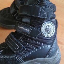 Παιδικά μπότες χειμώνα 21 μέγεθος