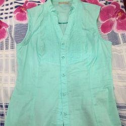 Yazlık bayan gömlekleri