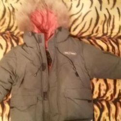 Down jacket from 1.5 to 4 years