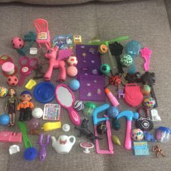 Package toys (71 items) 💕