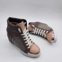 Sneakers winter Jimmy choo luxury leather 36-41