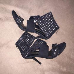 Босоножки, Обувь.