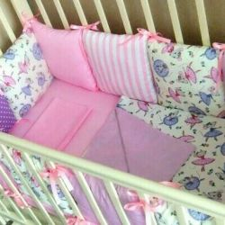 Set in the cot