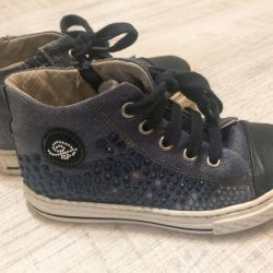 blumarine πάνινα παπούτσια