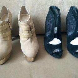 Μπότες αστραγάλου KAPRICA, carina