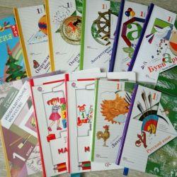 Textbooks Grade 1 GEF