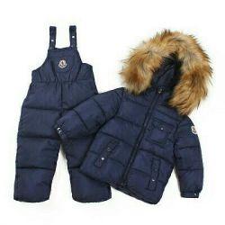 Çocuk kostümü (Kış)