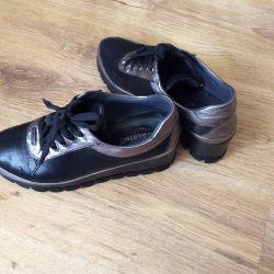 Pantofi de piele din Turcia