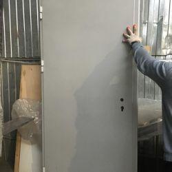 Ușă metalică New Entrance BCE