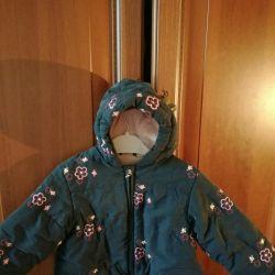 Polar üzerinde Demi-sezon ceketi