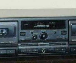 Technix 575 Two Cassette Tape Player