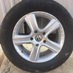 Original Wolksvagen touareg wheels