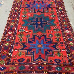 Hand-woven Oriental Pile