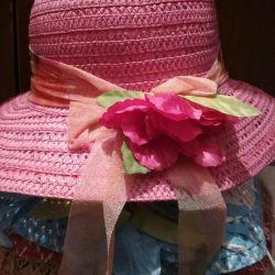 Шляпы новые летние
