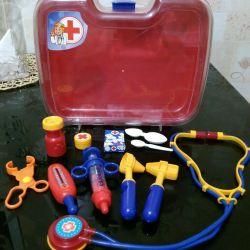 Bavul doktoru. 500 r. 200 r.