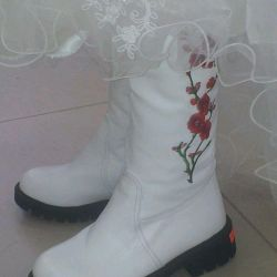 Winter boots 35, 37 new
