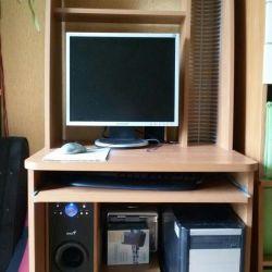 Bilgisayar masası