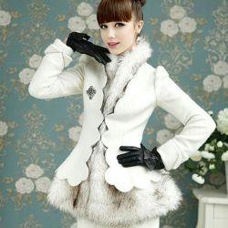 Coat, fur jacket
