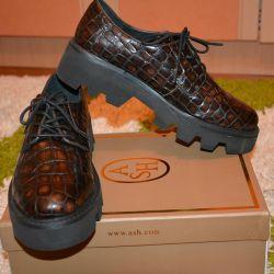 Новые брендовые туфли Ash Италия