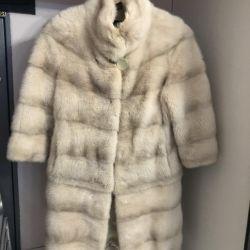 Μίνι γουνάκι παλτό