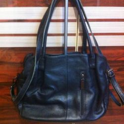 Leather bag. New!