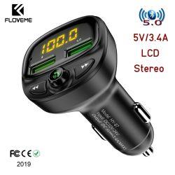 Otomatik FM Verici BT5.0 Şarj Oyuncu Kulaklığı