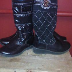 Boots 32-33r, iarna pentru fata