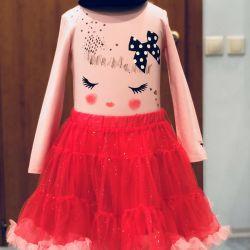 Full skirt Billiebluech
