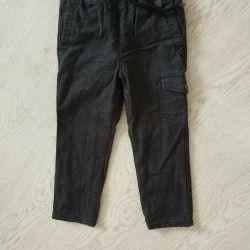 Warm pants 110 rubles. Shark