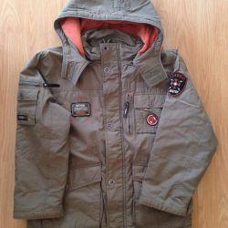 Куртка детская демисезонная размер 164