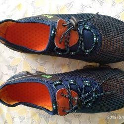 New men's sneakers 43 pp