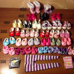 Baby Born Doll Shoes