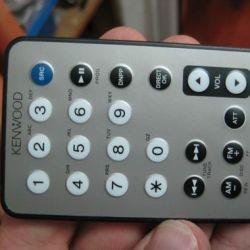 Original remote kenwood CA-R66