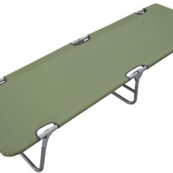 Bed camping folding bed Helios 180 cm