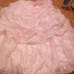 Full skirt from the wedding dress